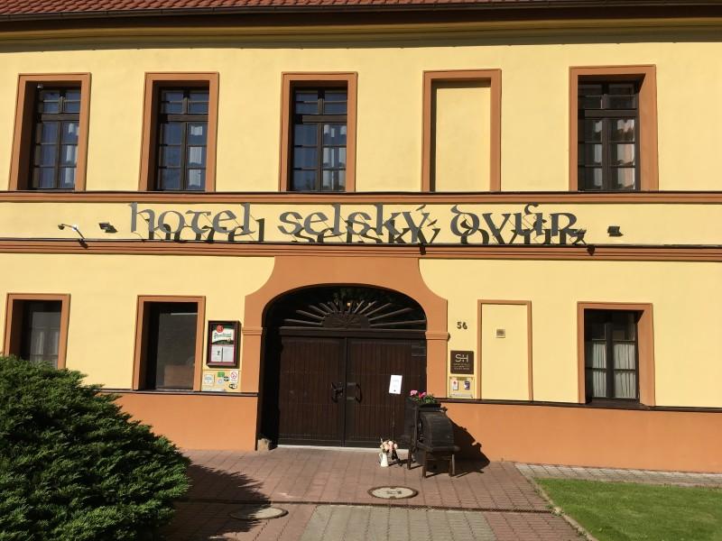 Selský Dvůr Praha 2 - Fotogalerie