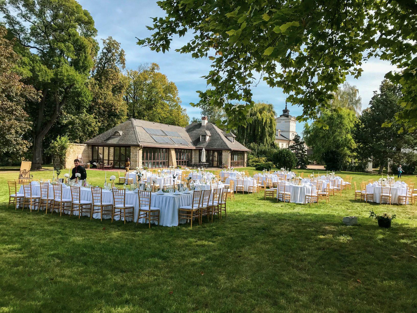 Svatební Dj | Zámek Niměřice