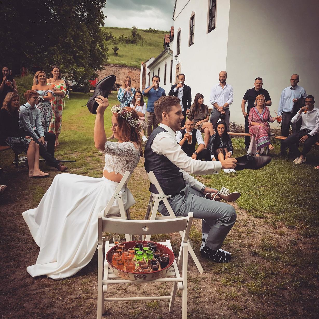 Svatba Uhrovic Mlýn